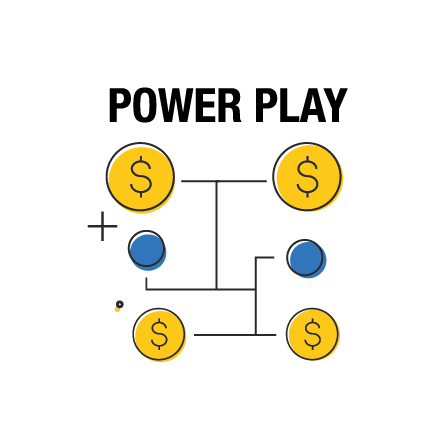 Was ist der PowerPlay Multiplier?